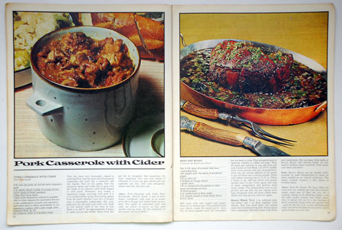 Fanny and Johnnie Cradock Cookery Programme