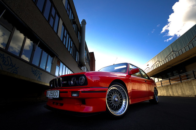 sport evolution bmw m3 e30