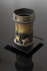 Petzval (rabato) Tags: lens f45 brass largeformat 150mm granformato petzval