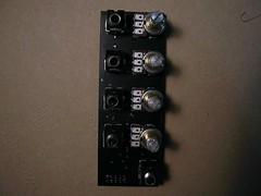 RingMod front panel side