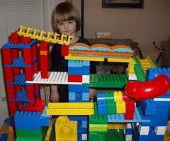 Ball chute, alternate view (eilonwy77) Tags: lego duplo 3310 ballchute