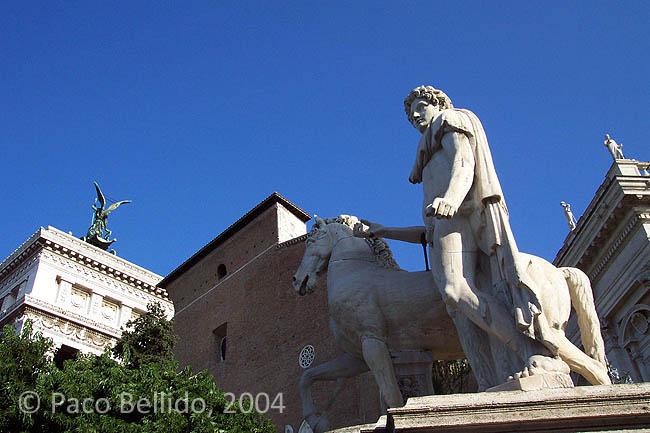 Santa Maria in Aracoeli. © Paco Bellido, 2004
