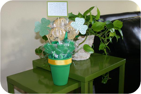 St. Patrick's Pot