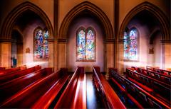 [フリー画像] [人工風景] [建造物/建築物] [インテリア] [教会/聖堂] [ステンドグラス] [HDR画像]     [フリー素材]