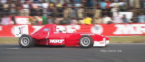 mrf race 319