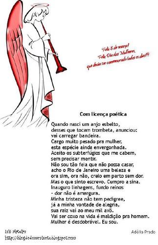 anjo escarlate