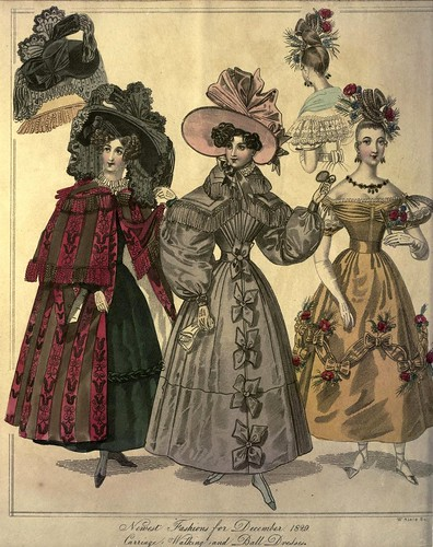 016-The World of fashion and continental feuilletons 1829