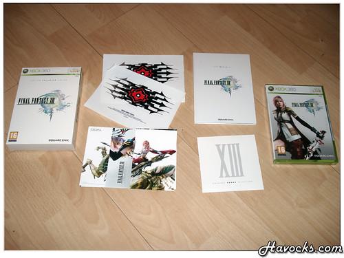 Final Fantasy XIII - Edition Collector - 02