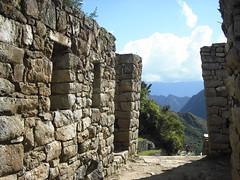 Intipunku, Machu Picchu, Peru.