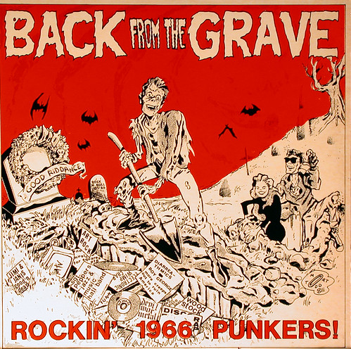 back from the grave - rockin 1966 punkers