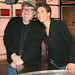 Michael Moore with Rachel Maddow