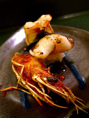 Arabian White Shrimp at Nozomi