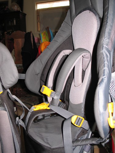backpacking childcarrier deuter framepack kidcomfortiii