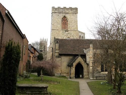 Holy Trinity, Goodramgate, York
