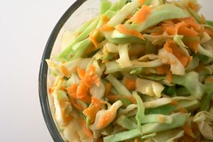 Spicy Asian Slaw