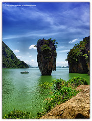 james bond island (Waleed Almotar) Tags: thailand island james bond phuket waleed      almotar