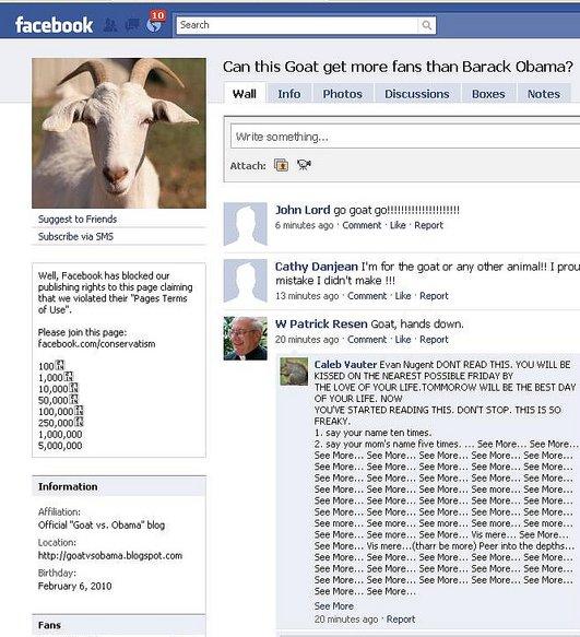 obama goat