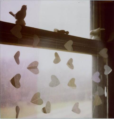 hearts in the rain