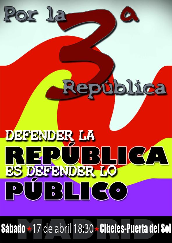 Contra la crisis capitalista, por la III República 4431674651_9ae408296b_o