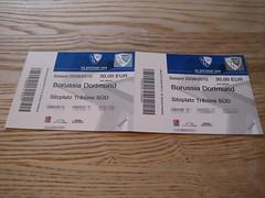 Eintrittskarten für VfL Bochum vs. Borussia Dortmund