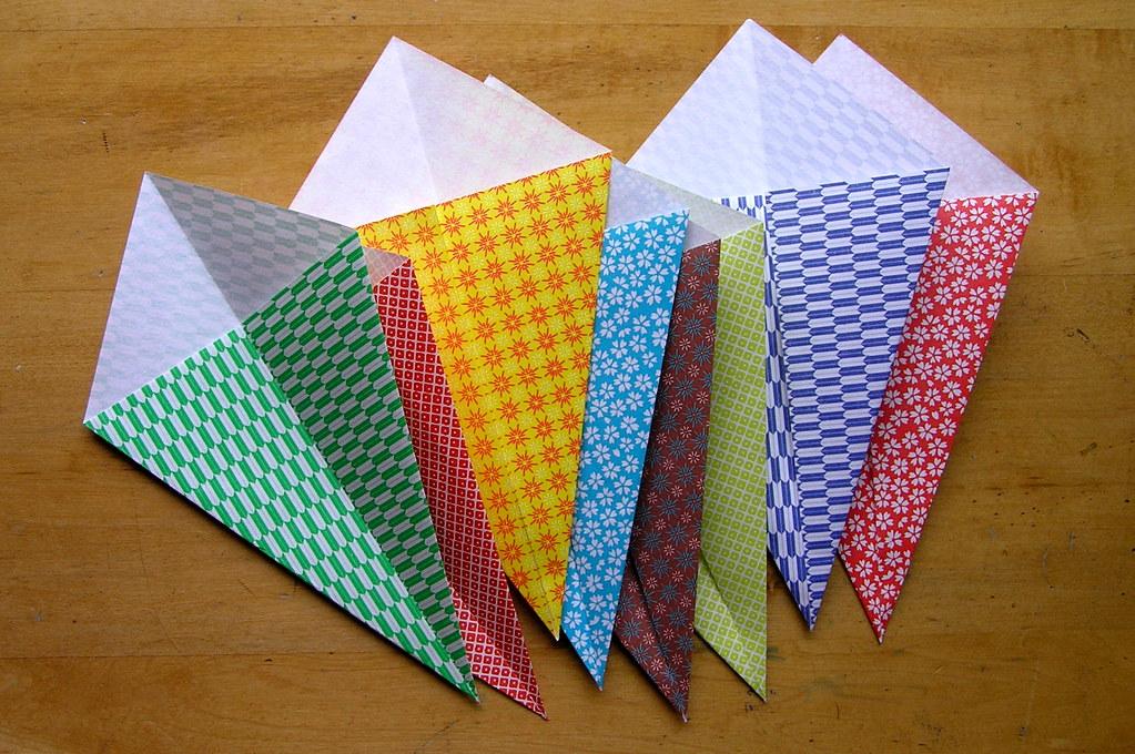 kite folds