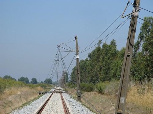 Linea ferroviaria en Parral IMG_3504