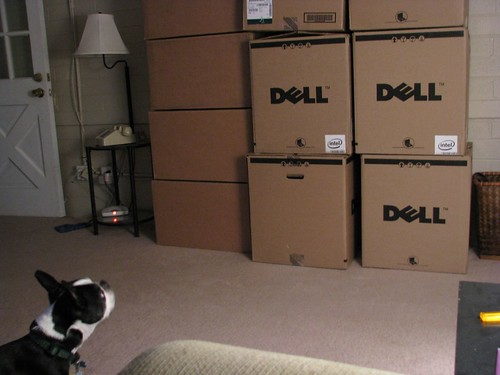 Dude, am I getting a Dell???