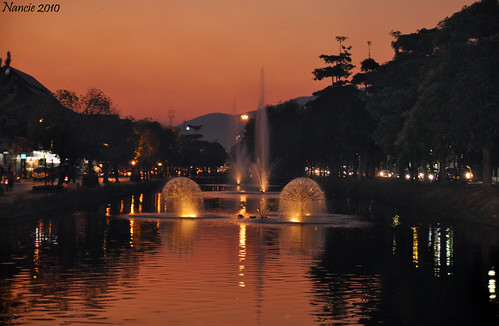 Chiang Mai Sunset