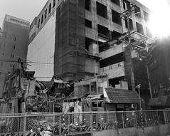 曾根崎 A construction site