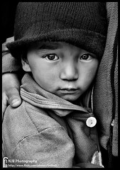 Innocent Eyes (bnilesh) Tags: portrait india child innocent