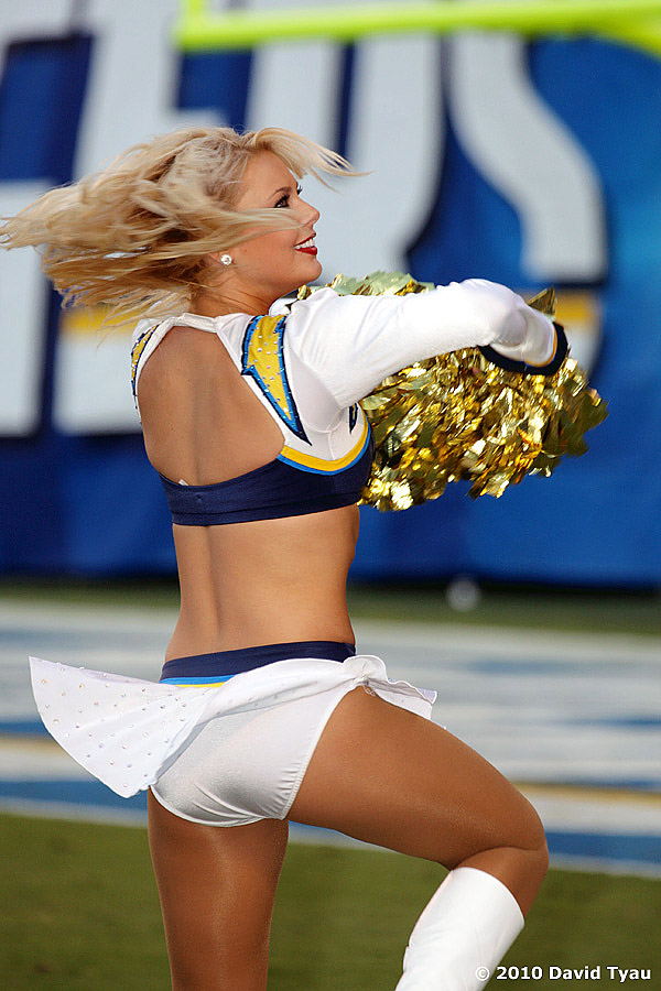 Top 10 Favorite Charger Girls To Photograph The Hottest