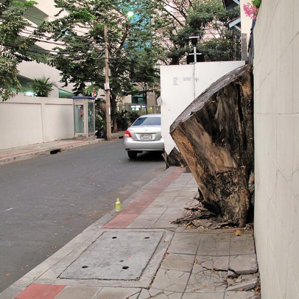 Giant stub