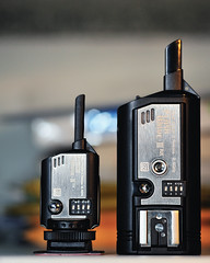 Flash Wave III transmitter and receiver