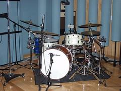 Drums - Lisa Firestone session
