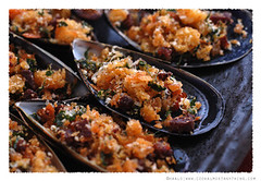 Stuffed Mussels© by Haalo