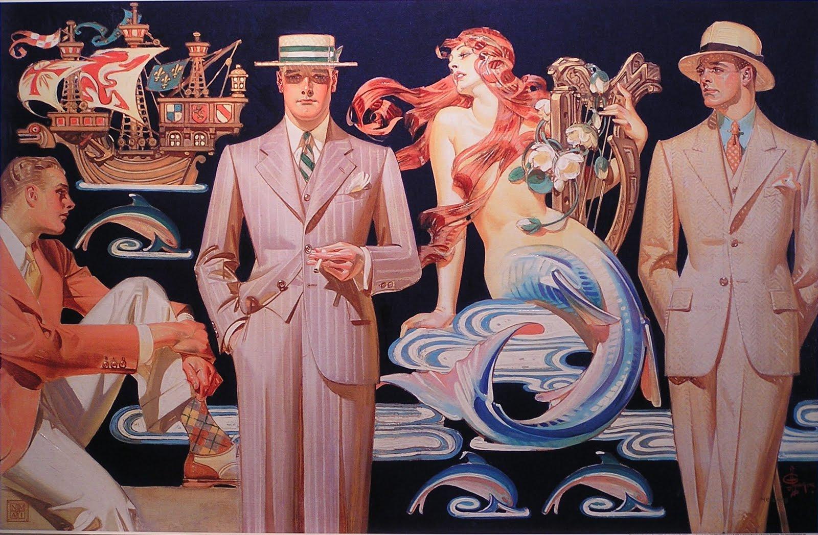 J. C. Leyendecker 1930