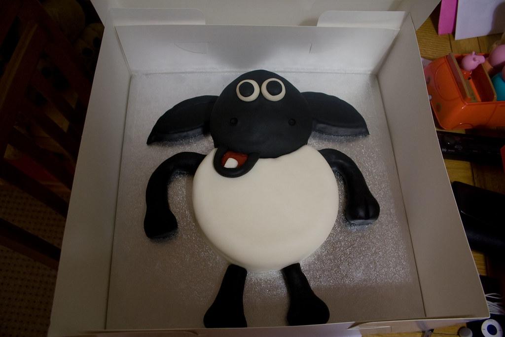 Timmy Cake