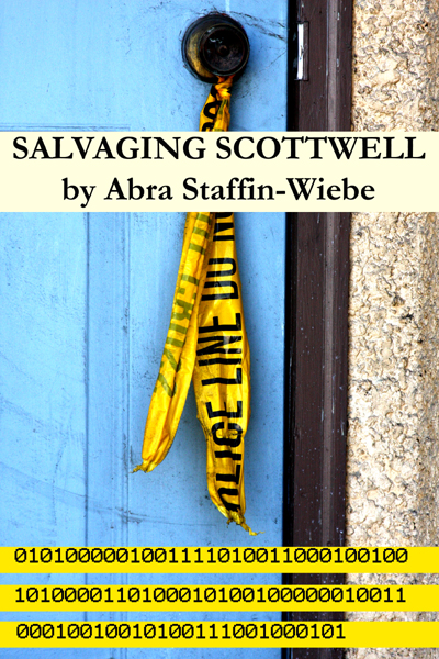 Salvaging Scottwell (cover art)