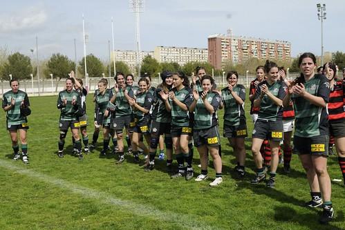 INEF - CRAT Coruña por Rugby Català.