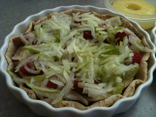 Pita Fruit Pie Step 5