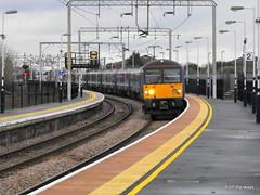 National Express - Hythe Station (SP Railways) Tags: uk station train poem rail railway 360 class british hythe desiro nxea 360104