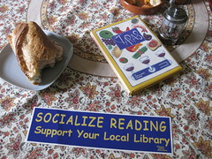 SOCIALIZE READING - Support Your Local Library (davidsilver) Tags: libraries oregonlibraryassociation