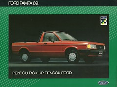 1989 Ford Pampa from Brazil