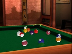 King of Pool PSP 1