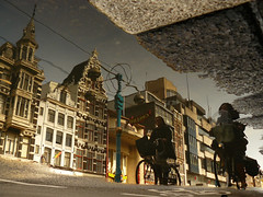 Reflections Of Amsterdam - The Future Is Bright (AmsterSam - The Wicked Reflectah) Tags: holland reflection water netherlands amsterdam puddle spring europe bikes wicked nophotoshop lifeisgood 2010 carpediem unedited waterreflections stadsarchief amstersam reflectah amstersm panasonicdmcfz8 amsterdamthebestcityintheworld reflectionsofamsterdam checkoutmywebsitewwwamstersamcom wickedreflections puddlepictures thewickedreflectah amstersmthewickedreflectah