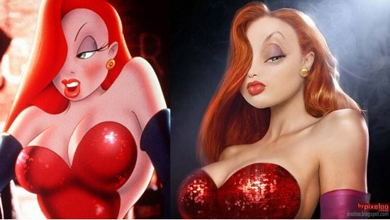 jessica rabbit real
