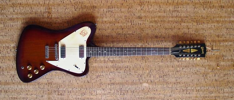 Gibson Firebird XII