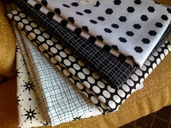 Black/White Fabrics