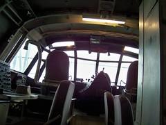 Cockpit of