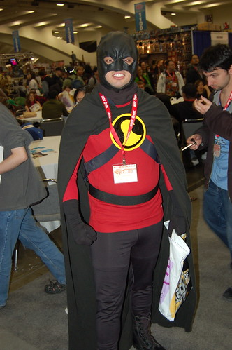 Wonder Con 2010: Red Robin